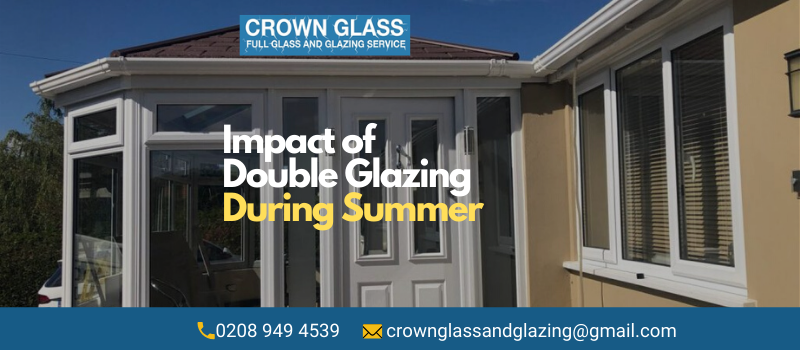 glazing service in Sutton