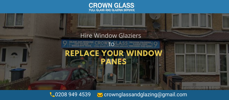 expert glazing service in Kingston
