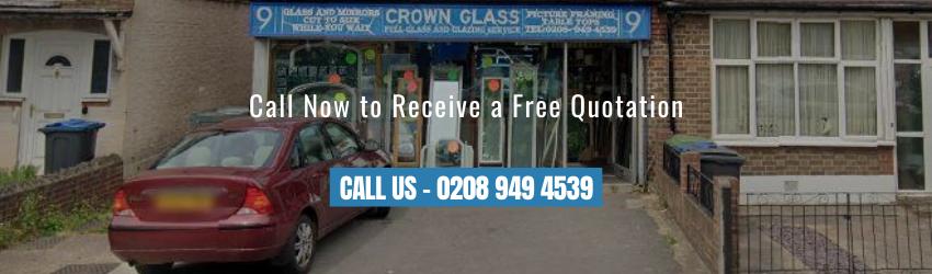 glazing services Wimbledon