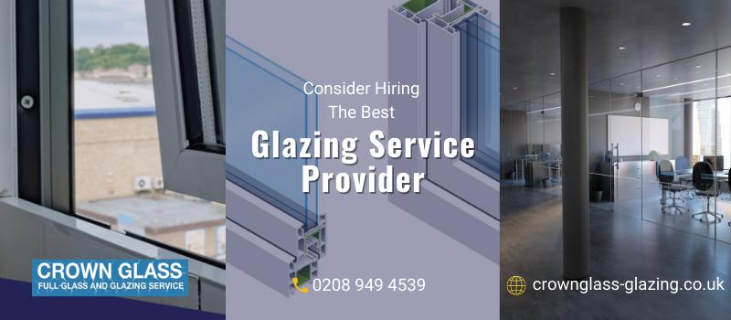 Glazing Service Provider