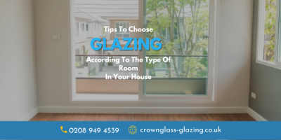Make Your Rooms Appear Bigger By Installing Glazing