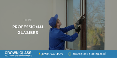 Reasons To Hire Professional Glaziers for Efficient Services