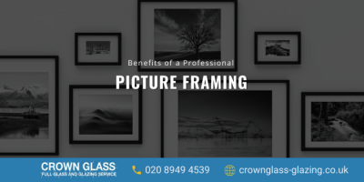 4 Benefits Offered By Picture Framing Service in Kingston