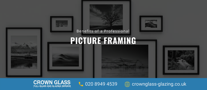 picture framing service Kingston